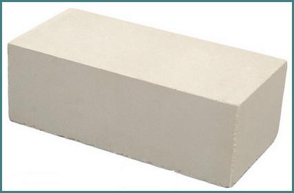 Размер кирпича полуторного силикатного белого, обзор