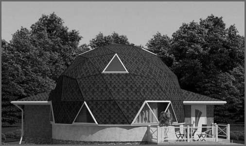 Купольные дома - проекты и цены, анализ-3