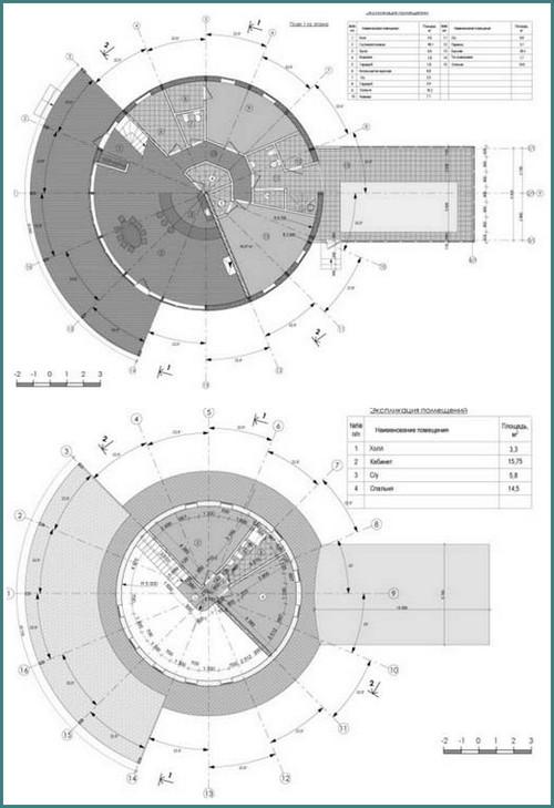 Купольные дома - проекты и цены, анализ-4