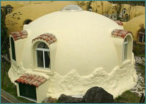 Купольные дома - проекты и цены, анализ-5