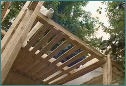 Как построить туалет на даче своими руками-5