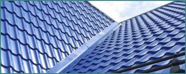 Металлочерепица, лист для крыши, размеры, цена, анализ, обзор