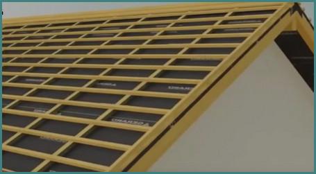 Размер и шаг обрешетки под металлочерепицу Монтеррей, анализ-1