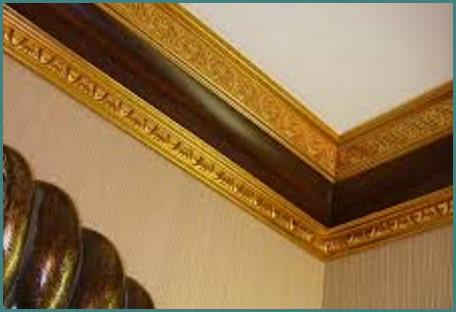 Плинтус для натяжного потолка, обзор-7