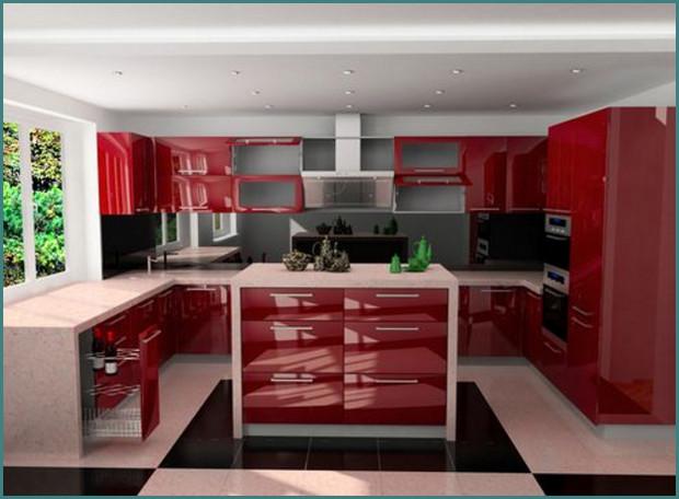 П-образные кухни с окном, аналитика-3