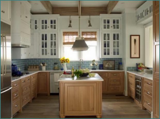 П-образные кухни с окном, аналитика-6
