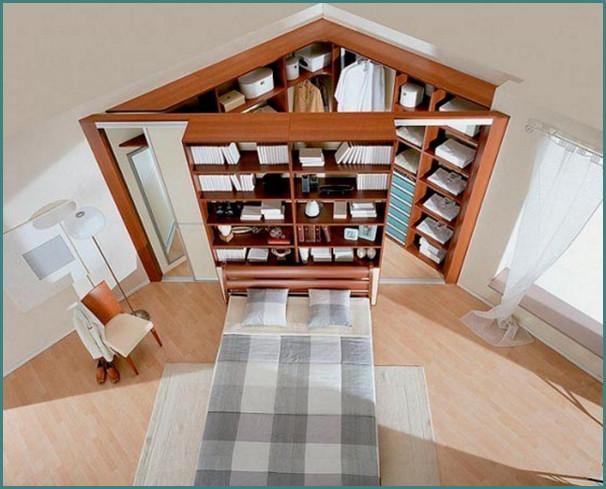 Маленькие гардеробные комнаты, обзор-1