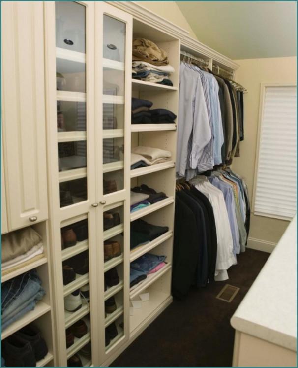 Маленькие гардеробные комнаты, обзор-3