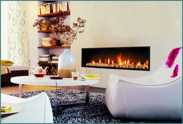Электрические камины в интерьере гостиной, анализ-4