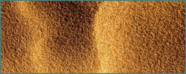 Объемный вес песка в 1 м³ для расчетов