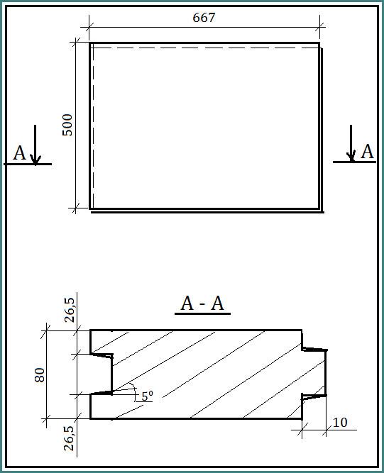 Пазогребневые плиты, размеры, аналитика-1