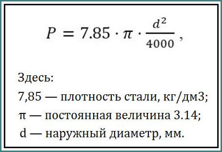 Вес круга стального, аналитика-2