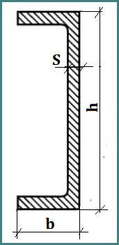 Швеллер 16П, размеры, обзор-1