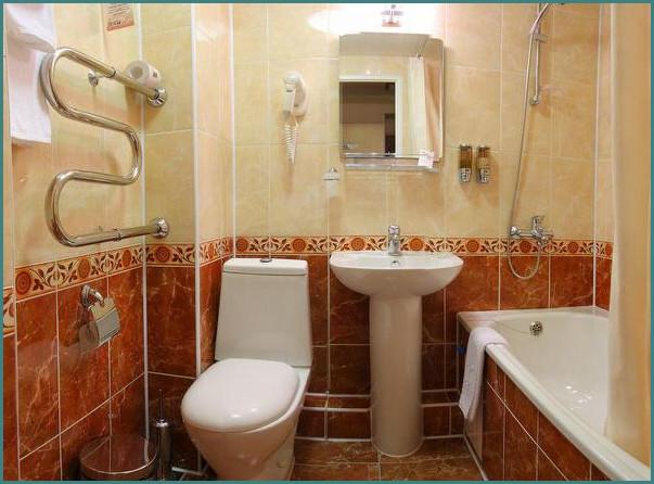 Красивые, модные, современные ванные комнаты, дизайн, интерьер, обзор, анализ-1
