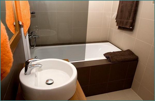 Красивые, модные, современные ванные комнаты, дизайн, интерьер, обзор, анализ-4