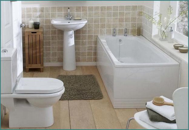 Современные идеи 2017 интерьера ванных комнат с фото, обзор-4