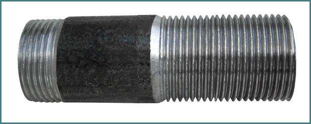 Таблица размеров труб в миллиметрах и дюймах