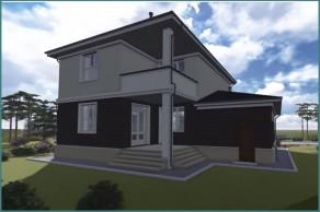 Почему востребованы проекты домов из газобетона-1