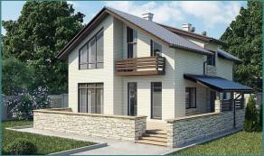 Почему востребованы проекты домов из газобетона-2