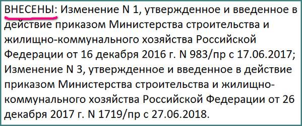 Статус на 2019 год СП 70.13330 2012, новое, обзор-2
