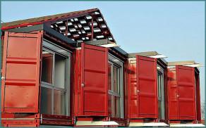 Дома из контейнеров - фото и проекты, обзор-2