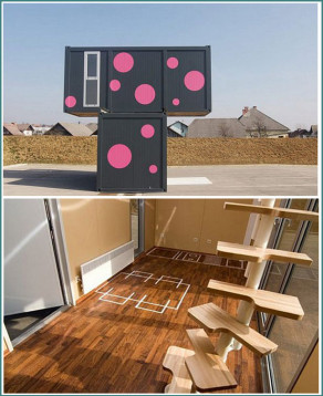 Дома из контейнеров - фото и проекты, обзор-5