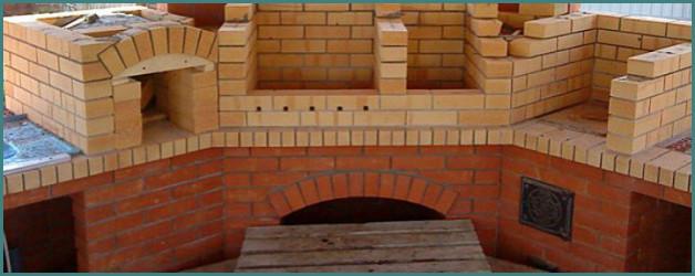 Проекты и фото беседок с печкой, мангалом и барбекю для частного дома