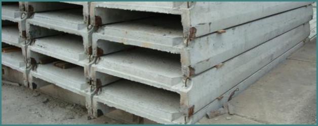 Размеры ребристых плит перекрытия по ГОСТ 27215-87