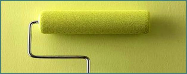 Табличные значения расхода водоэмульсионной краски на 1 м2 стены