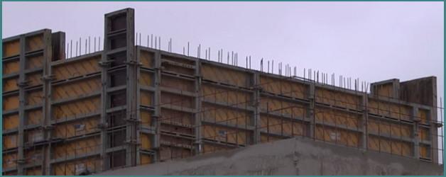 Общие сведения о монолитном строительстве