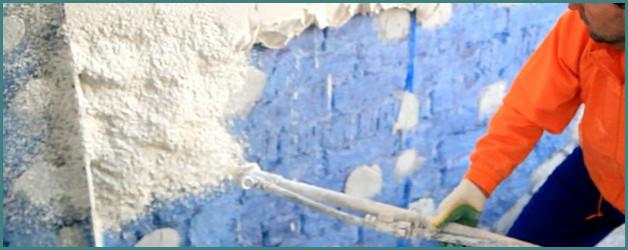 Что такое штукатурка стен механизированным способом, цена за м2, отзывы и выводы