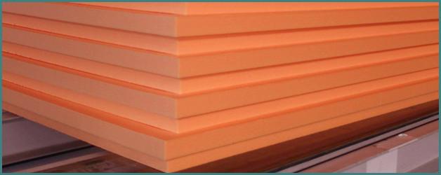 Пеноплекс, размеры плит в зависимости от типа