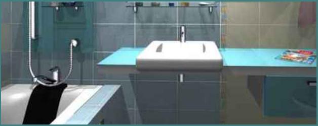 О дизайне и интерьере современных, модных и красивых ванных комнат