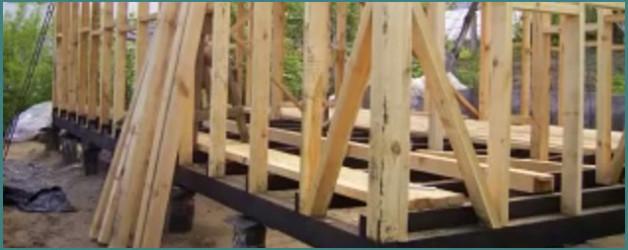 Как недорого построить каркасно-щитовой дом. Что значит под ключ?