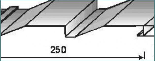 Какие бывают размеры винилового сайдинга, его длина и ширина