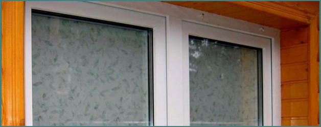 Пластиковые окна в деревянном доме — особенности установки