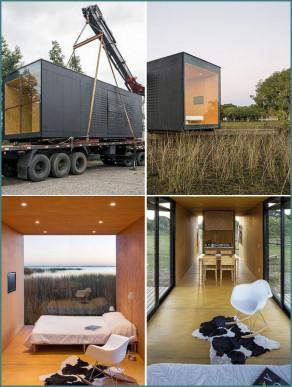 Обзор модульных домов из контейнеров - фото, пояснения, анализ-1