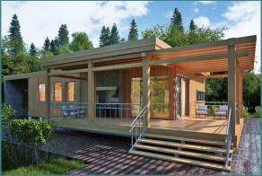 Отличия модульных домов для круглогодичного проживания-4